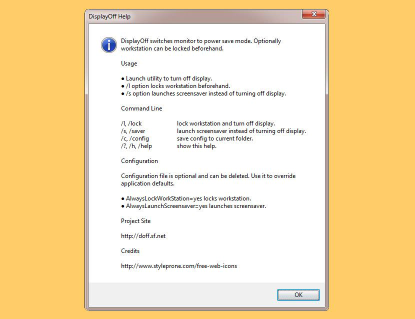 display off Turn Off Laptop Monitor Screen Display