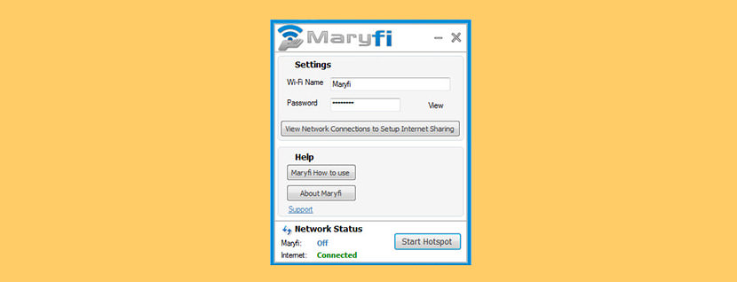maryfi Virtual Wifi Router For Hotels And Cafes With Bandwidth Control