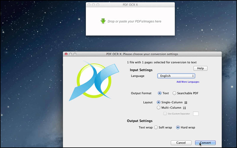 pdf ocr x Free OCR Software To Convert PDF Into Editable Word Text