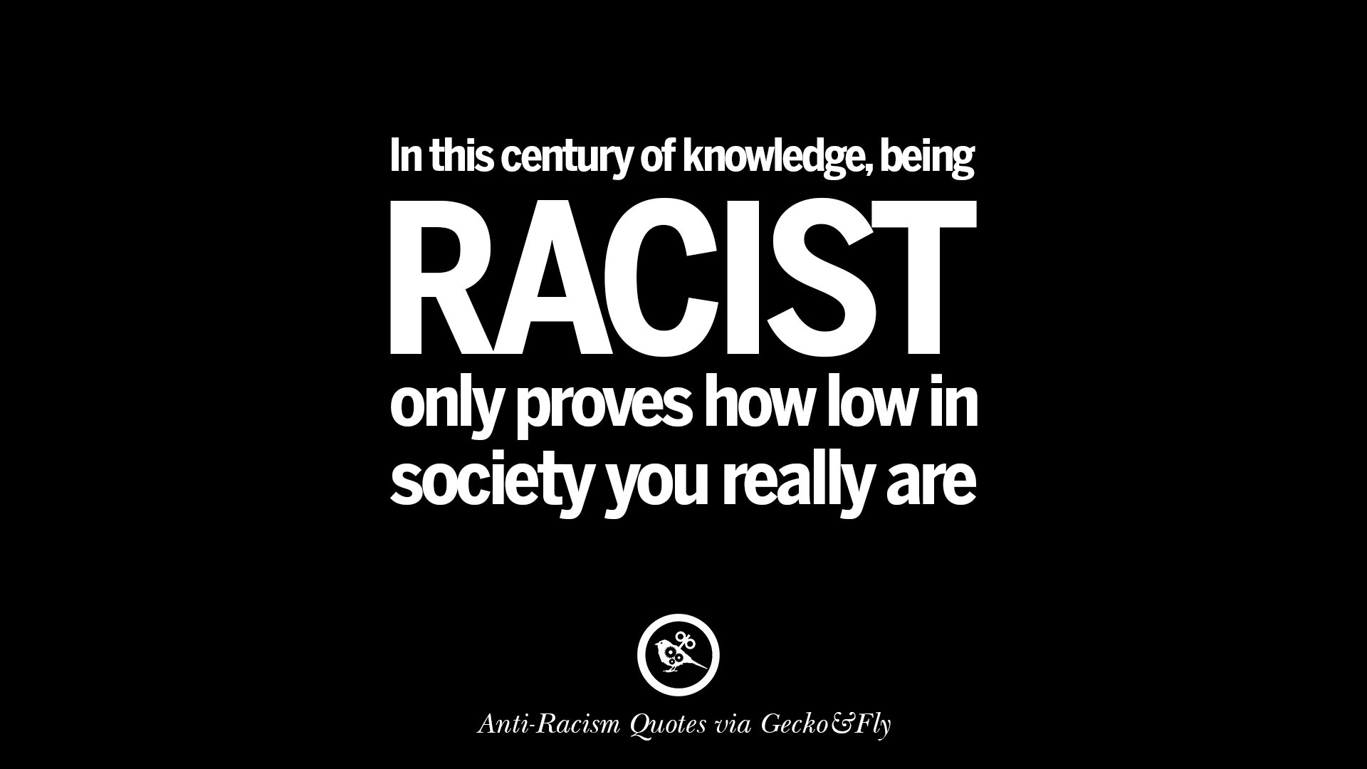 Discrimination Quotes Custom 16 Quotes About Anti Racism And Against Racial Discrimination