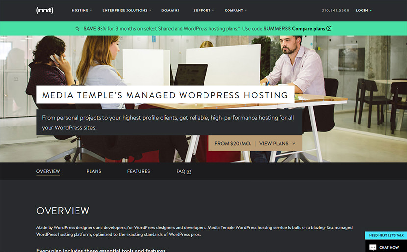 mediatemple cheap web hosting wordpress