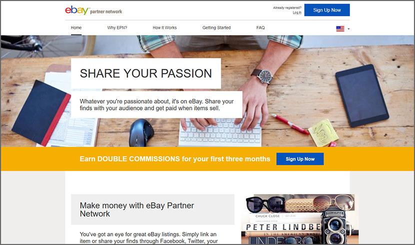 ebay partners Best Internet Affiliate Marketing Programs - Make Money Online