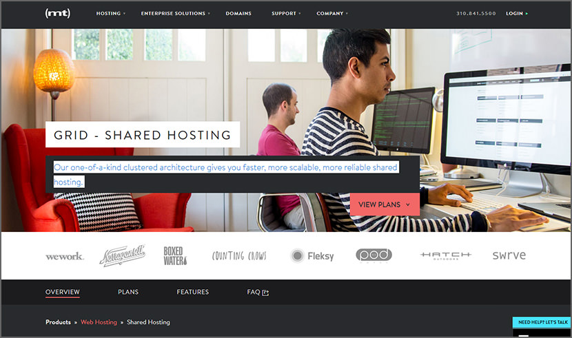 mediatemple Cheap Yet Reliable Shared Web Hosting For WordPress Quality Best