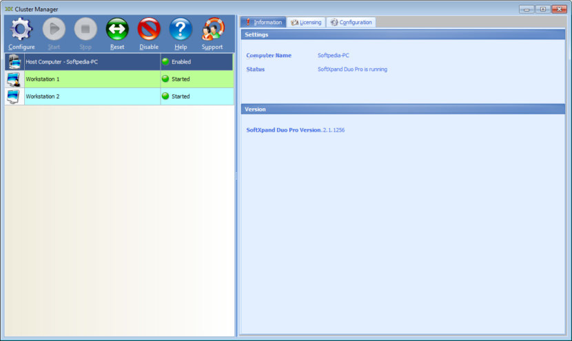 SoftXpand MiniFrame