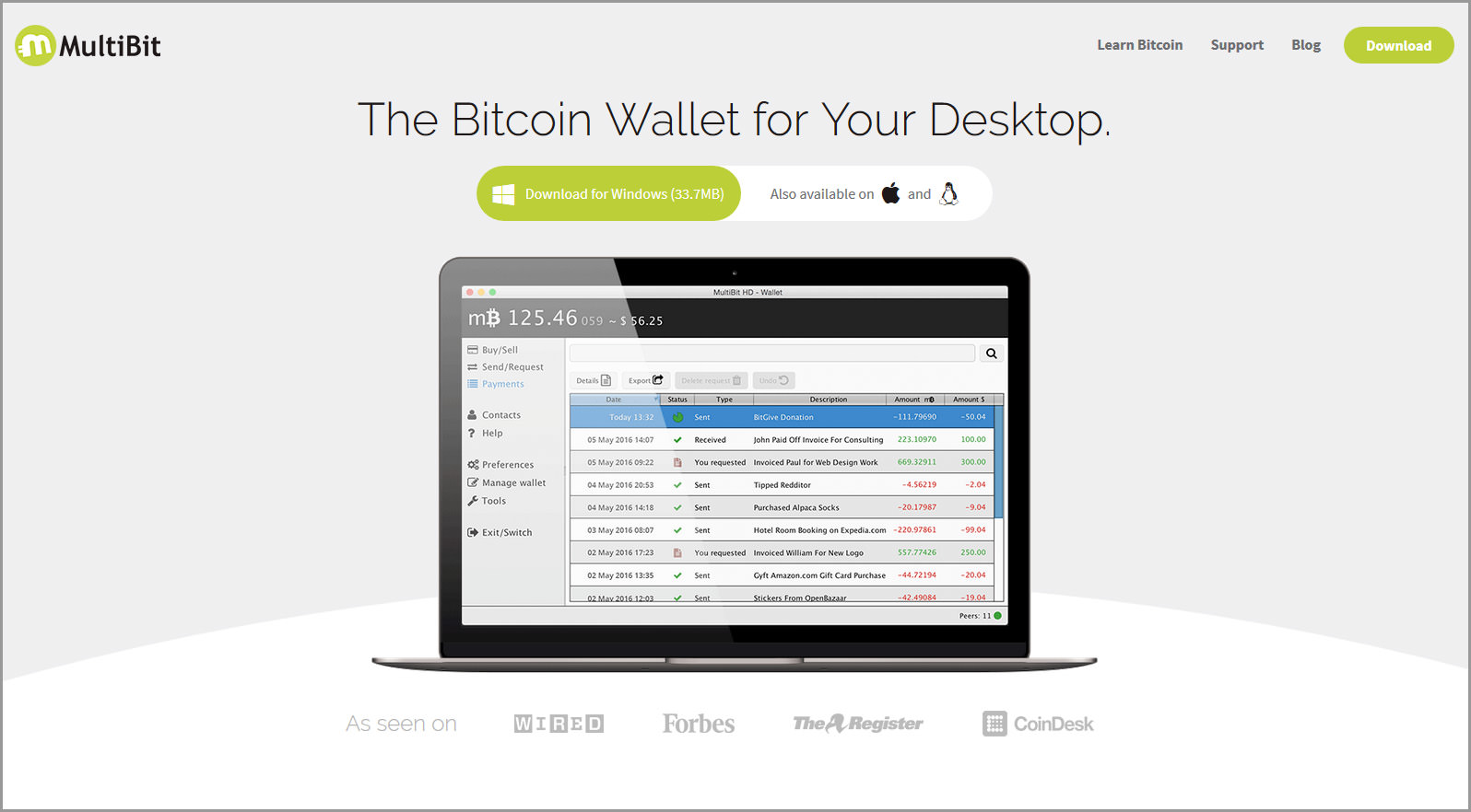 Bitcoin - best wallets for Linux Mint