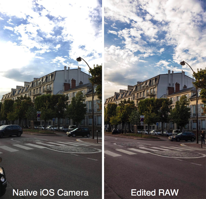 Best Smartphone Camera And Apps For Shooting RAW Photo Format