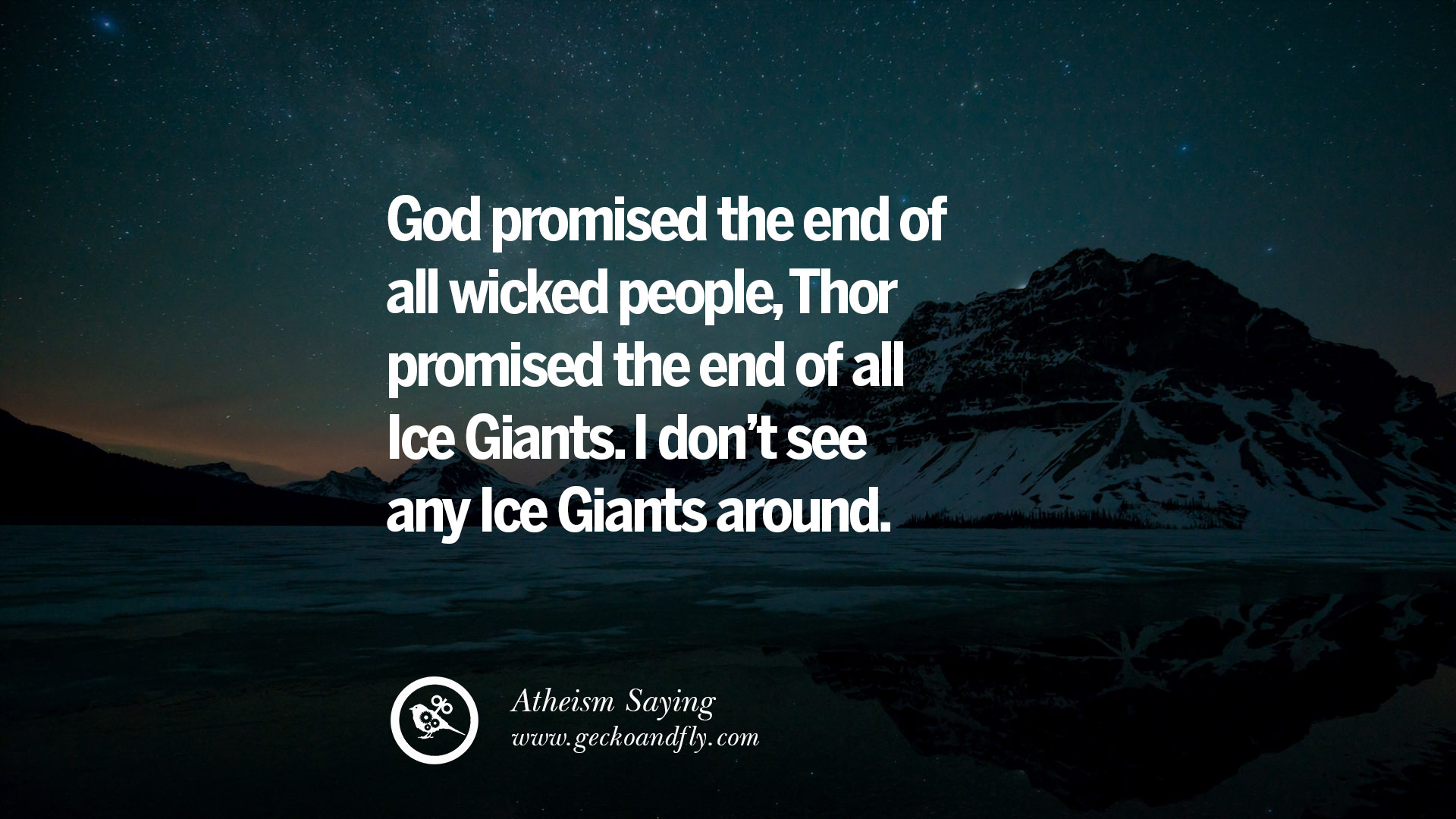 Atheist Quotes | 39 Funny Atheist Quotes About God S Existence Fate And Life