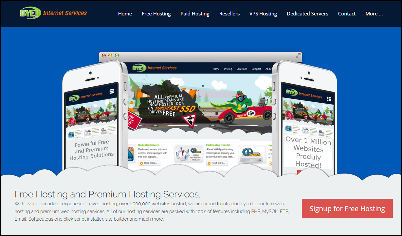 ¿Por qué el Hosting de 000webhost es tu mejor opción?