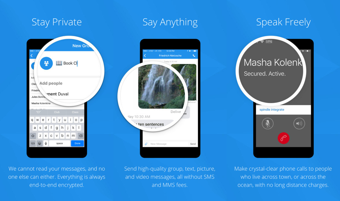 5 Free 256-bit Encrypted Voice Calls Apps With End-to-End