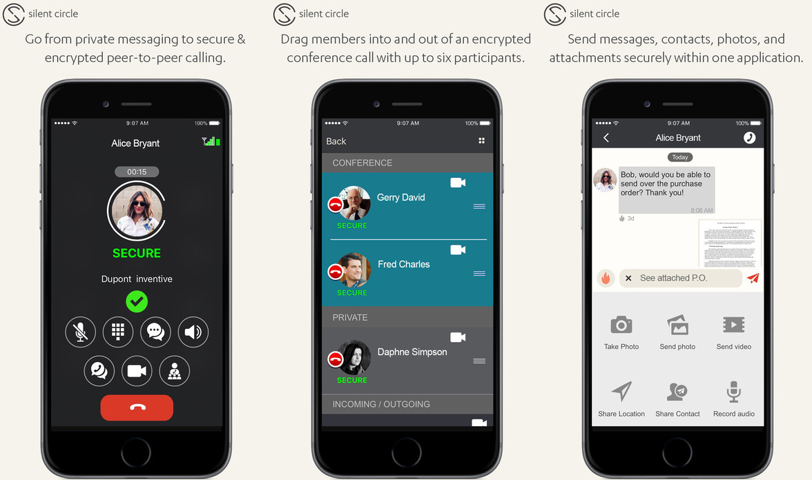 5 Free 256 Bit Encrypted Voice Calls Apps With End To End