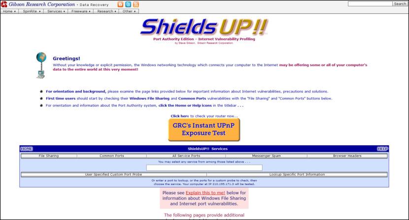 ShieldUp