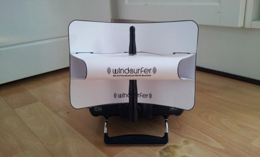 WindSurfer Extended Antenna