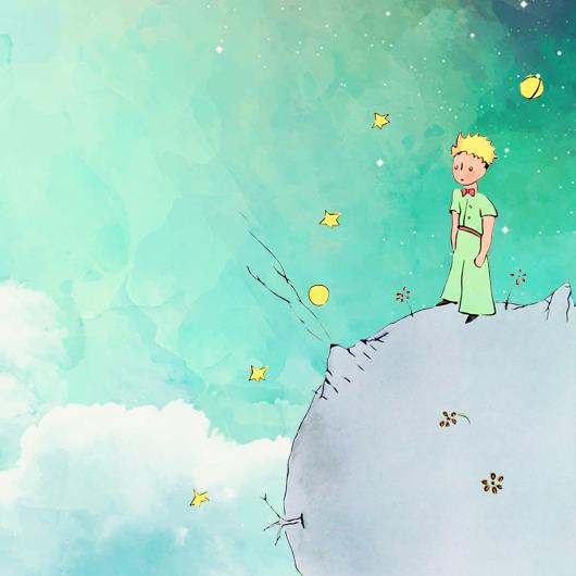 Rose Wallpaper Little Prince