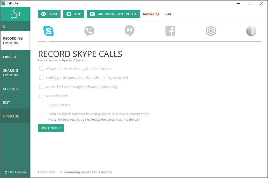 Record Every Moment With Callnote Video Call Recorder For Skype Google Hangouts Viber Facebook Online Meetings And Web Conferences Gotomeeting And