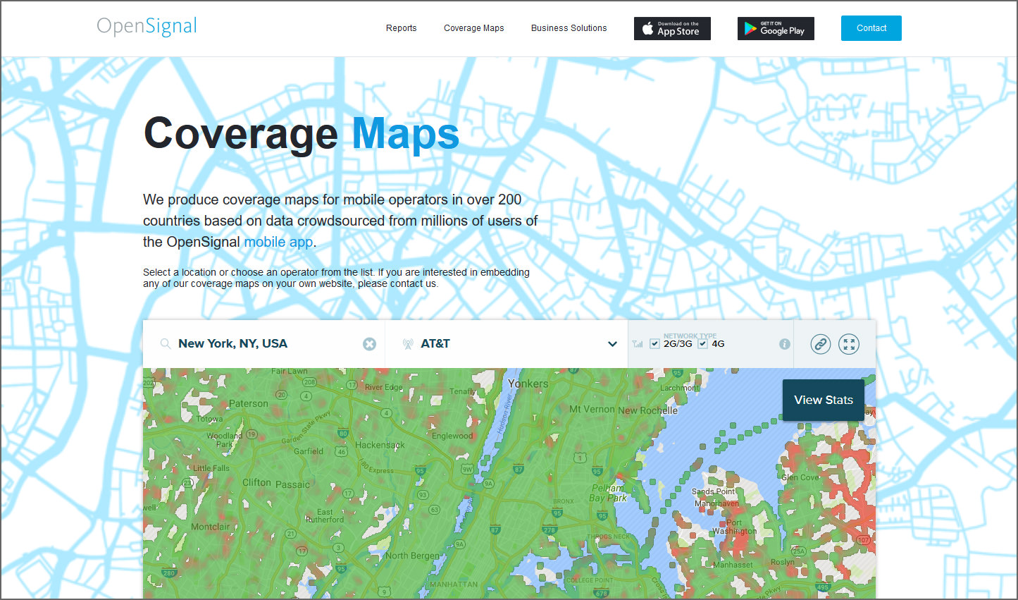 3 Cell Phone 3g 4g And Lte Speed And Coverage Map Comparison