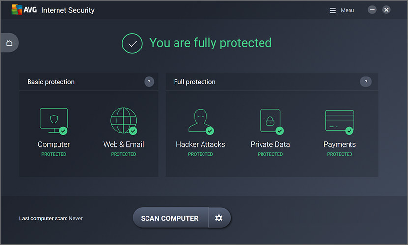 Download Free Avg Internet Security 2018 Limited Trial