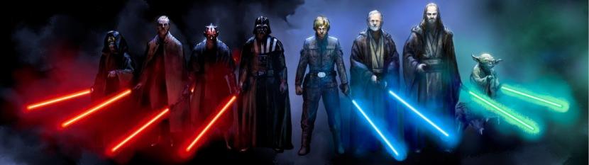 Star Wars Good vs Evil