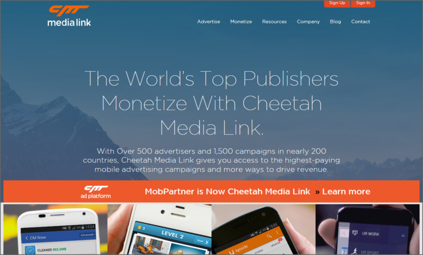 Cheetah Media Link