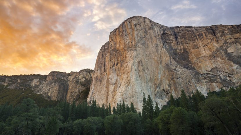 macOS el capitan wallpaper
