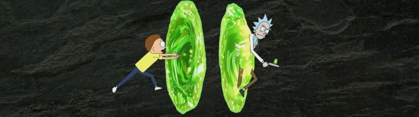 Rick And Morty Portal