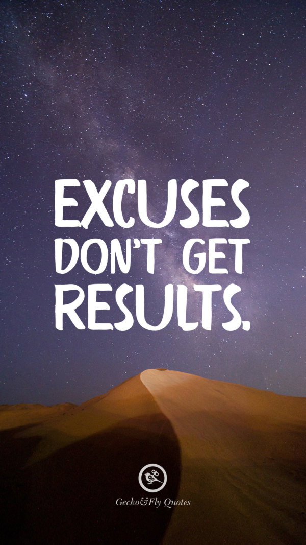 Excuse don't get results.
