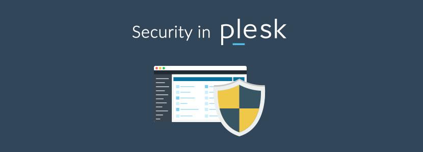 plesk security
