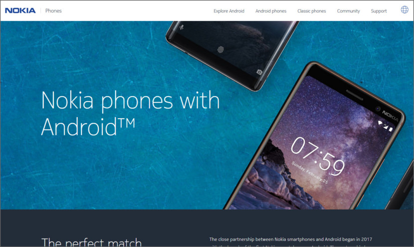 Nokia Android One