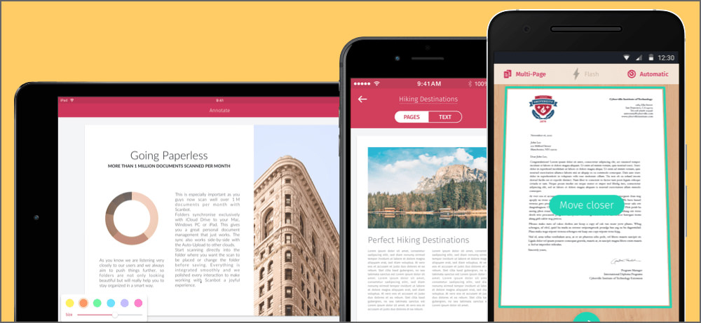 7 Free Apps To Scan Books, Documents And Receipts With Crisp Sharp Texts