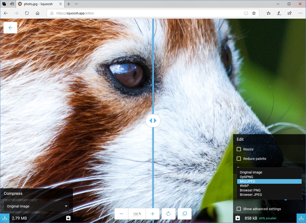 9 Free Jpeg Compression Tools With Lossy And Lossless