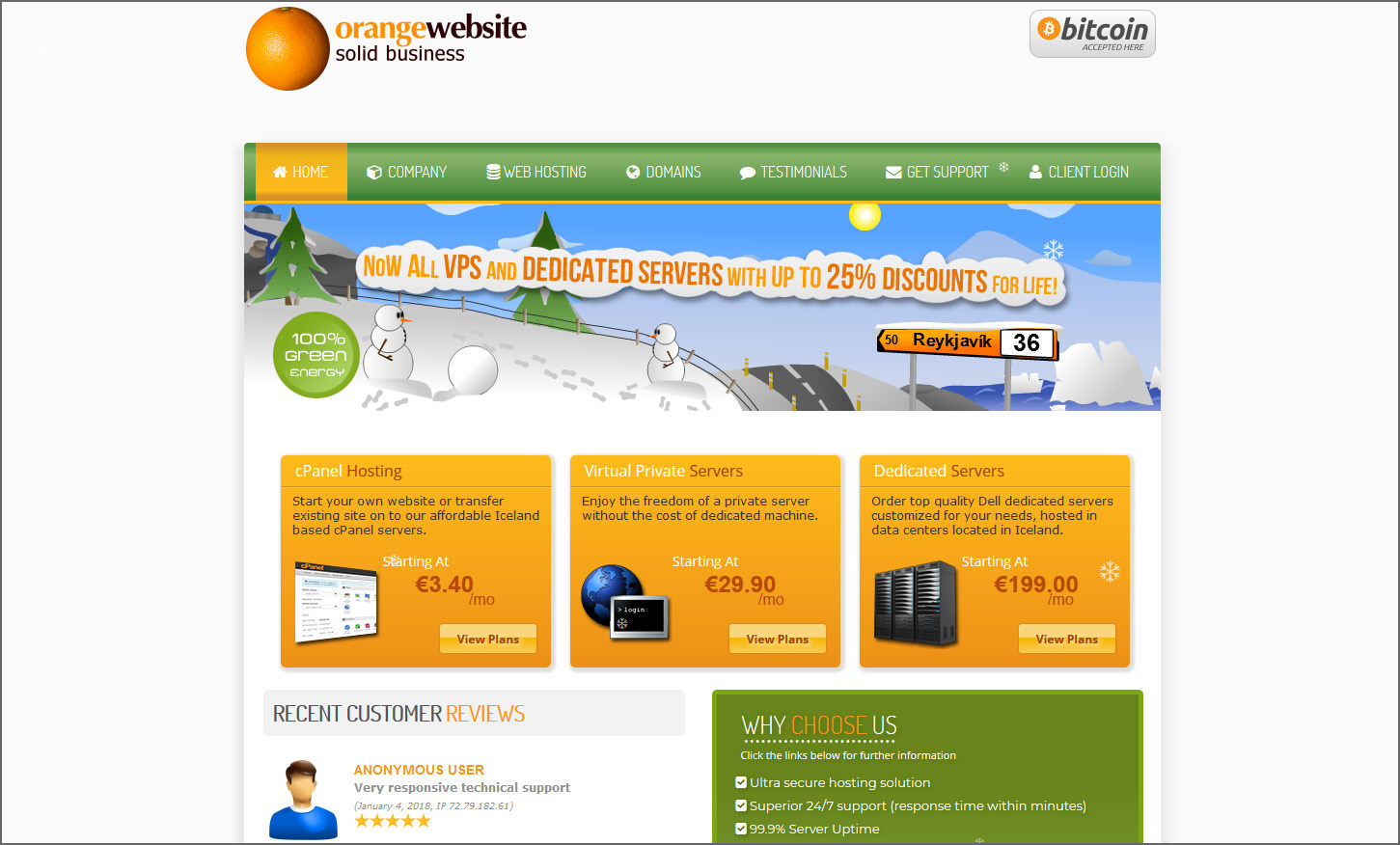 5 Anonymous Offshore Hosting With 100% Privacy Protection
