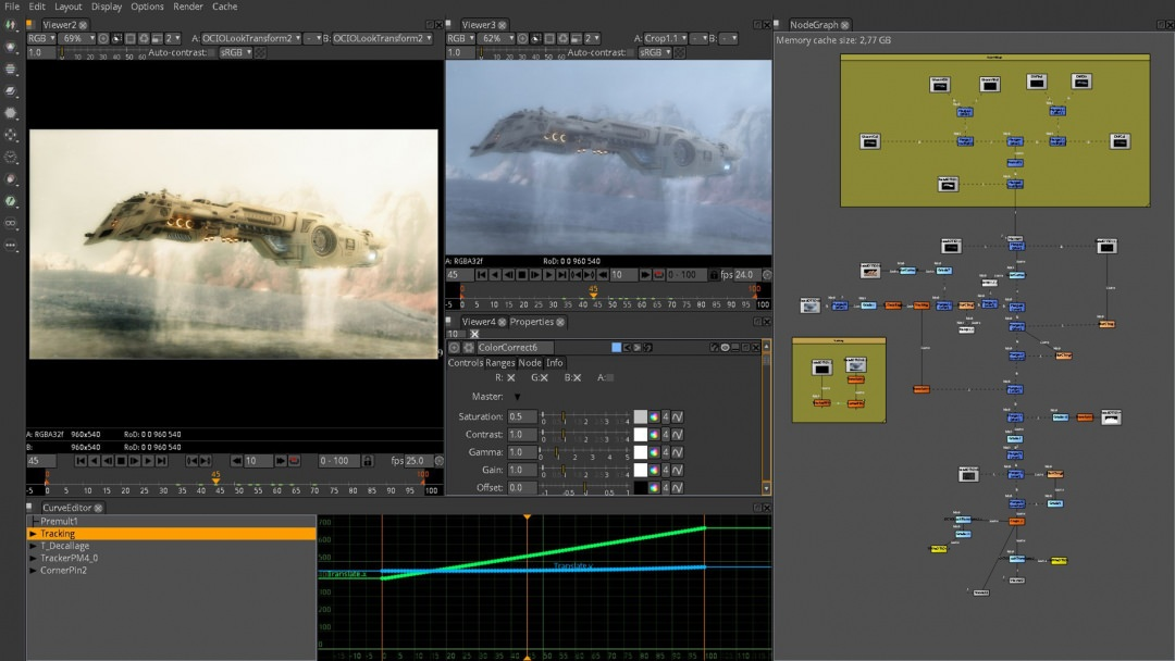 software like adobe after effects for free