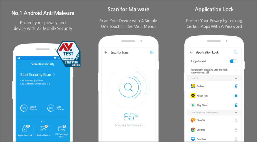 AhnLab V3 Mobile Security