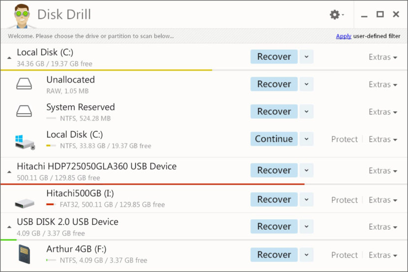 Disk Drill Basic