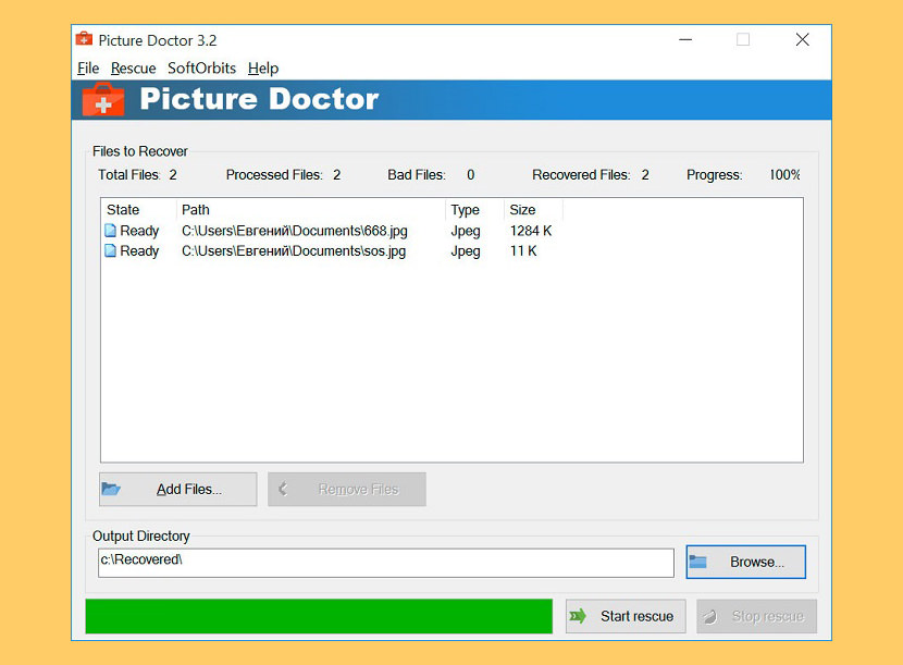 8 Software To Repair / Recover Corrupted JPEG Photos and Images
