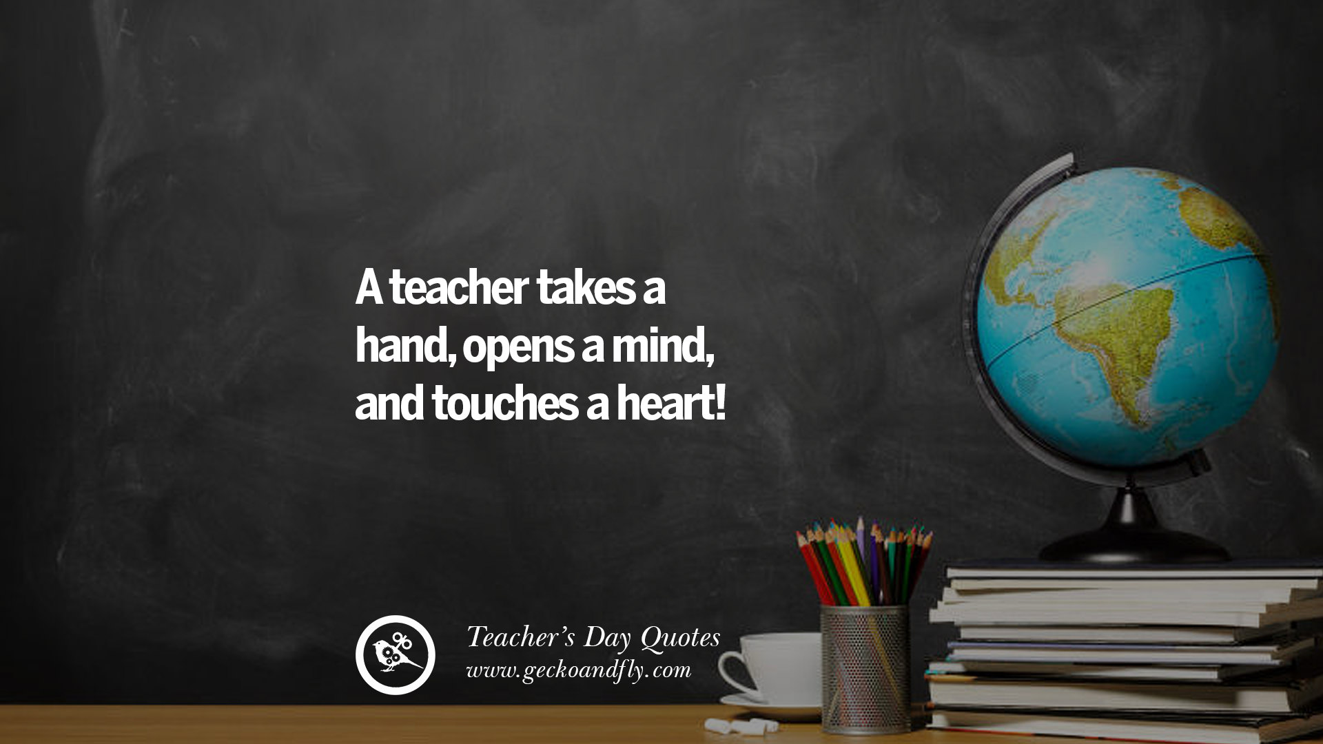 30 happy teachers' day quotes  card messages