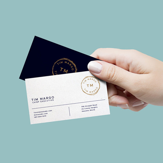 Editable Business Card Template Free: 35 Free Editable Beautiful And Simple Business Card Templates