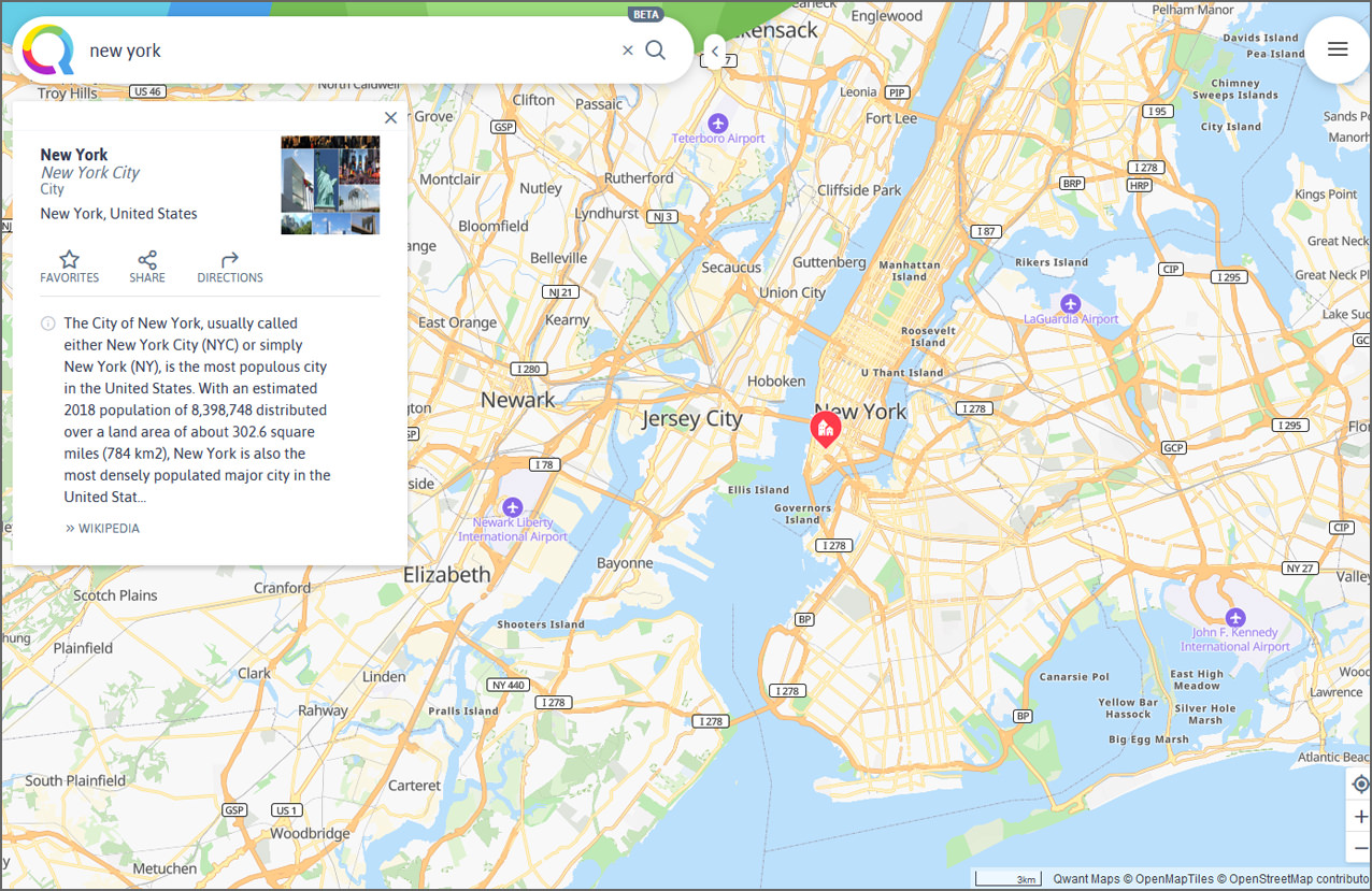 12 Google Maps Alternatives - Online Mapping Programs With