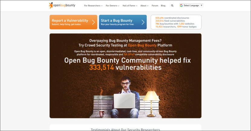 Open Bug Bounty